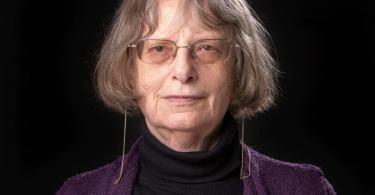 Elke Erb wird mit dem Büchner-Preis ausgezeichnet. Foto: Gerald Zoerner/Kulturamt Stadt Fellbach/dpa