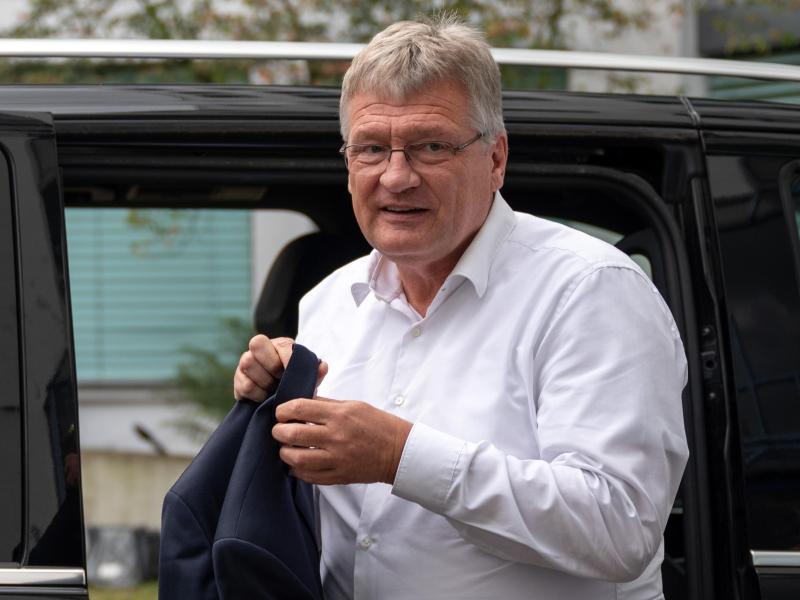 AfD-Bundessprecher Jörg Meuthen hat sich in Sachen Kalbitz-Rauswurf durchgesetzt. Foto: Sebastian Gollnow/dpa