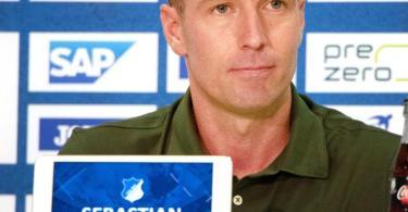 Sebastian Hoeneß ist der neue Trainer der TSG 1899 Hoffenheim. Foto: TSG 1899 Hoffenheim/dpa