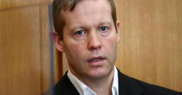 Stephan E. hat vor Gericht zugegeben, den tödlichen Schuss auf den CDU-Politiker Walter Lübcke abgegeben zu haben. Foto: Kai Pfaffenbach/Reuters Pool/dpa