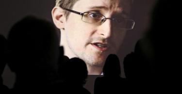 Whistleblower Edward Snowden wurde für seine Enthüllungen international vielfach geehrt und ausgezeichnet. Foto: Christian Charisius/dpa