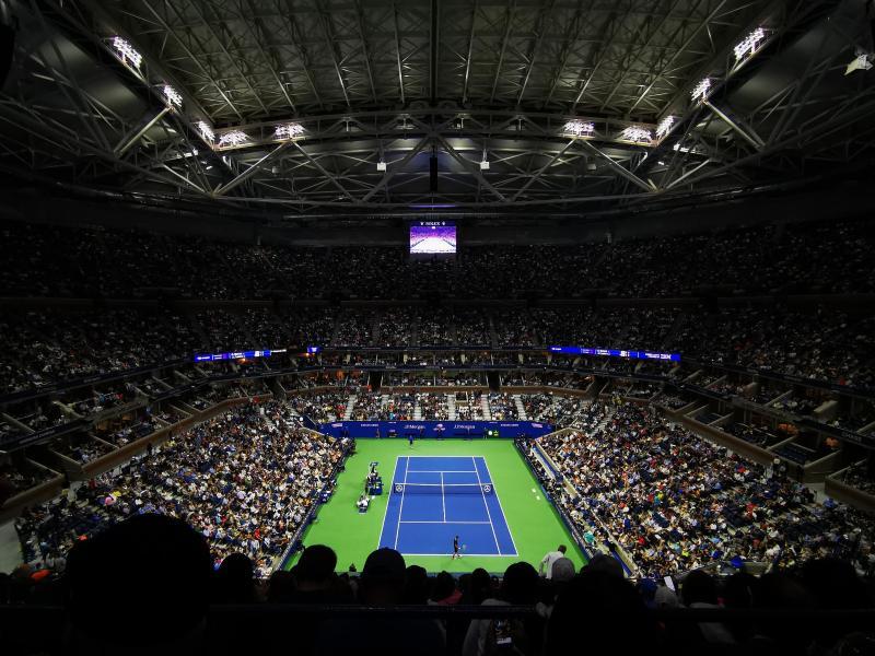 Die Zuschauer werden bei den USOpen 2020 fehlen. Foto: Li Muzi/XinHua/dpa