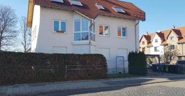 Knotenpunkt eines internationalen Doping: Das Haus von Mark S. in Erfurt. Foto: WichmannTV/dpa-Zentralbild/dpa