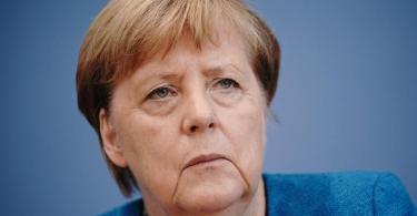 Angela Merkel will alles tun, damit die Zahlen in Deutschland nicht weiter exponentiell steigen. Foto: Michael Kappeler/dpa-Pool/dpa