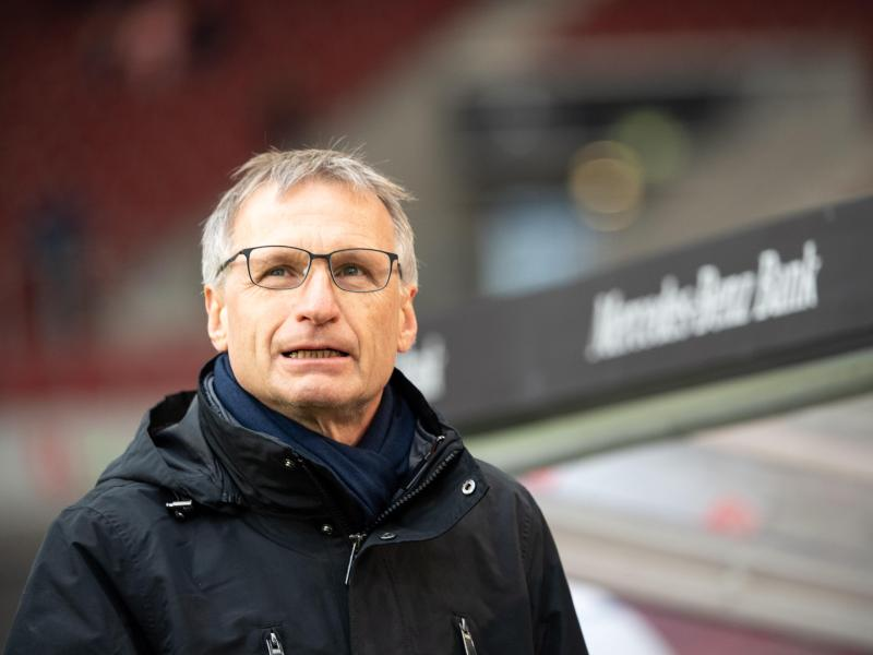 Verlässt Schalke 04: Kaderplaner Michael Reschke. Foto: Sebastian Gollnow/dpa