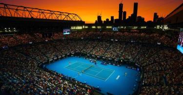 Die Australian Open sollen drei Wochen später als ursprünglich geplant beginnen. Foto: Scott Barbour/AAP/dpa