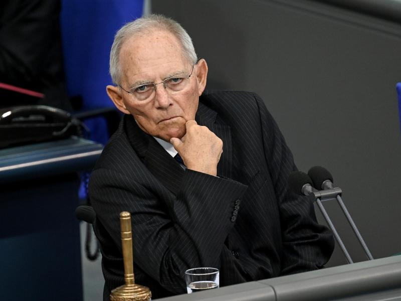 Wolfgang Schäuble hat sich gegen eine Vorzugsbehandlung von Geimpften ausgesprochen. Foto: Britta Pedersen/dpa-Zentralbild/dpa
