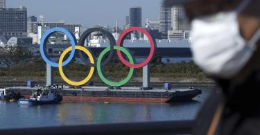 Die Olympischen Spiele in Tokio wurden von 2020 auf 2021 verschoben. Foto: Eugene Hoshiko/AP/dpa