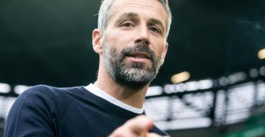 Marco Rose will mit Borussia Mönchengladbach den FCBayern ärgern. Foto: Matthias Balk/dpa