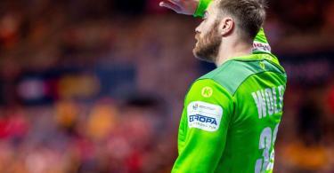 Sorgt mit seine Kritik für Aufregung kurz vor der Handball-WM: Andreas Wolff. Foto: Sascha Klahn/dpa