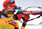 Benedikt Doll ist heiß auf das Sprintrennen. Foto: Sven Hoppe/dpa