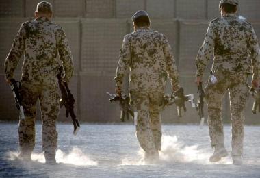 Der Nato-Einsatz in Afghanistan dauert an. Foto: picture alliance/dpa/Archivbild