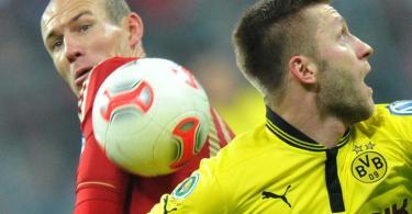 Das Spiel, das deutsche Fußball-Geschichte schrieb: Zwei deutsche Mannschaften bestreiten ein Champions-League-Finale. Foto: picture alliance / dpa
