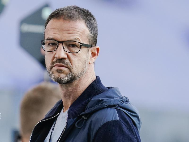 Bleibt Sportvorstand Fredi Bobic doch bei Eintracht Frankfurt?. Foto: Uwe Anspach/dpa