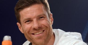 Wird Ex-Bayern-Profi Xabi Alonso Nachfolger von Marco Rose als Gladbach-Coach?. Foto: Andreas Gebert/dpa