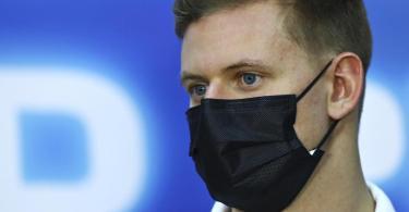 Bestreitet in Bahrain sein erstes Qualifikation in der Formel 1: Mick Schumacher. Foto: Dan Istitene/Pool Getty Images/AP/dpa