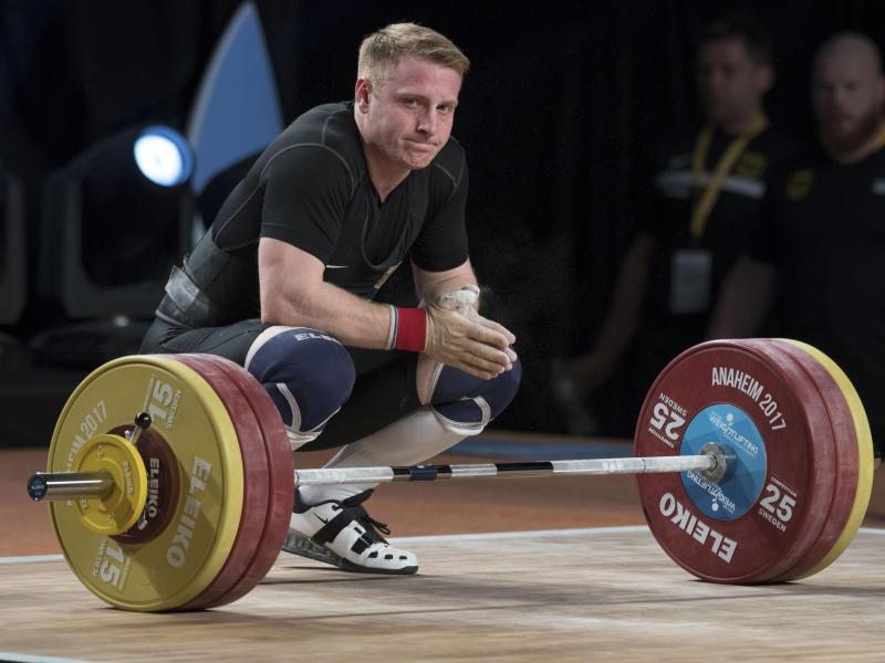 Startet bei den Europameisterschaften in Moskau und will zum vierten Mal an Olympischen Spielen teilnehmen: Jürgen Spieß. Foto: Michael Goulding/ZUMA Wire/dpa