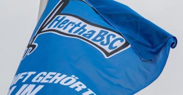Nach dem vierten Corona-Fall hat Hertha BSC die Absetzung der kommenden Spiele beantragt. Foto: Andreas Gora/dpa