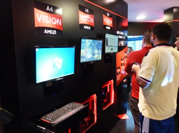 AMD Experience Point