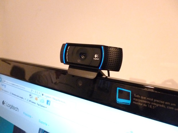 HD Pro C920 Webcam