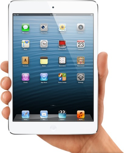 iPad mini – imagem por Apple