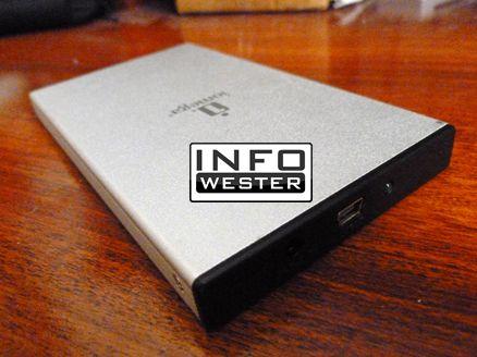 HD externo portátil