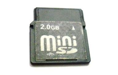 Cartão miniSD