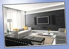 Wohnzimmer Gestalten Beispiele  Fotos Wonhzimmerplanung