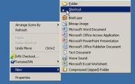 How to Create a Windows E-mail Shortcut