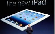 Apple Unveils new iPad