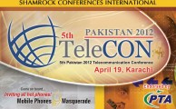 5th Pakistan TeleCON 2012 will be held on April 19