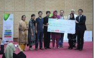 FAST School of Management Organized Business Ideas Competition 2012