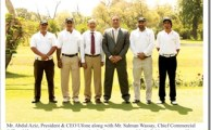Ufone Signs Up Pakistan's Top Golfers