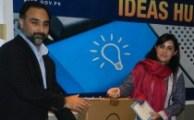 Wateen Distributed Prizes among Ideas Hunt Winners