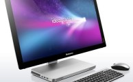 Lenovo IdeaCentre A720 Touchscreen All-in-One PC Folds Flat