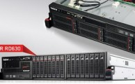 Lenovo ThinkServer RD530 and RD630 Rack Servers