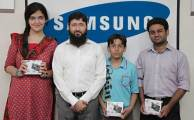 Samsung Announced the Samrt Snap Winners