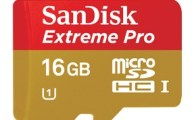 SanDisk Extreme Pro microSDHC UHS-I Memory Card