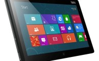 Lenovo Announces ThinkPad Tablet 2 with Widows 8