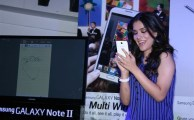 Samsung Launches Galaxy Note II Creative Guru Event in Pakistan