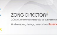Zong Brings Directory Service to Find Local Business, Company Listing and Products