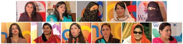 Womens at Flutter Event