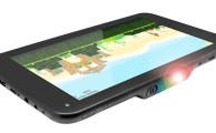 LumiTab: The World's First Tablet with a Projector Announced