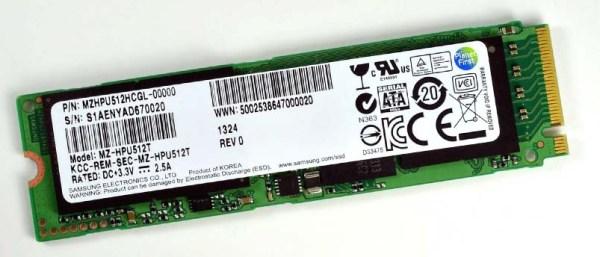 PCI Express SSD-01