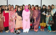 Honoring CSR: Warid Continues Spreading Think Pink Thought