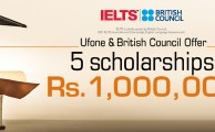 Ufone Brings British Council Scholarship Programme