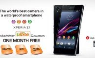 Ufone Offers Sony Xperia Z1 and Z Ultra with Free Resources