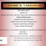 THYME&TARRAGON