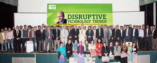 PTCL-Disruptive Technology