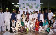 PTCL continues the Tradition of Community Iftaars across Pakistan - Ramazan Mehman with PTCL Razakaars